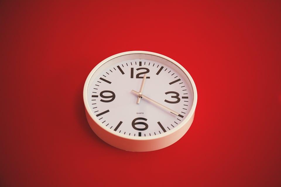 Uhr als Beispielbild für den Divi Page Builder