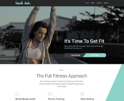 Crossfit Inspired Layout Pack
