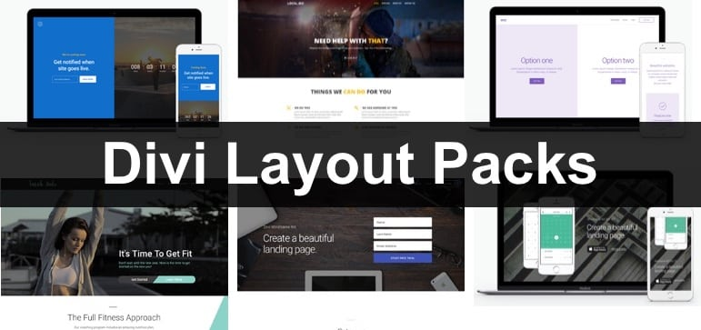 Divi Layouts Download