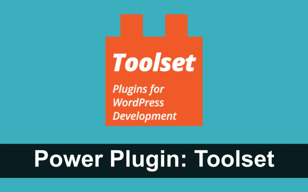 Toolset Plugin