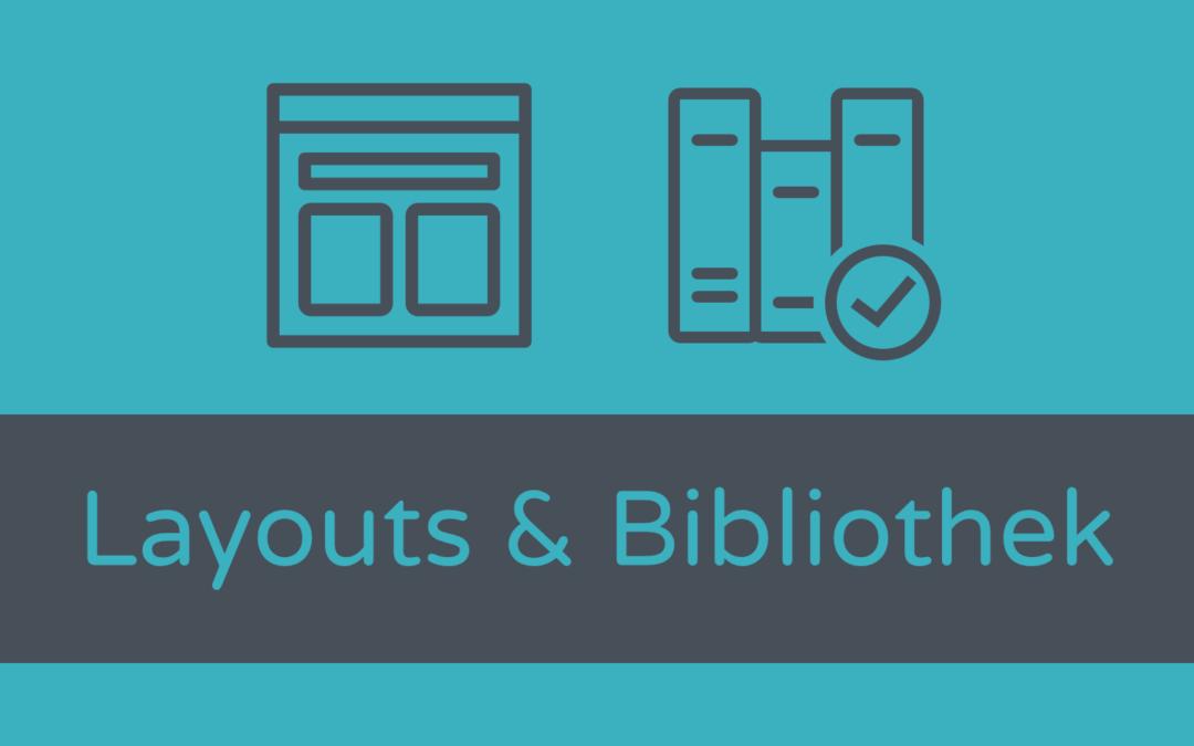 Divi Layouts & Bibliothek: Wie funktioniert das?