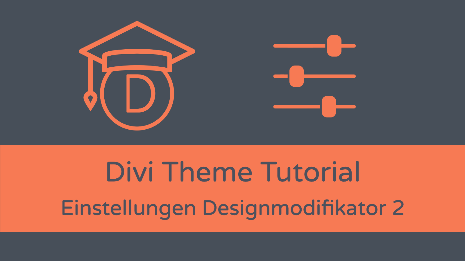 Divi Theme Designmodifikator Customizer Teil 2