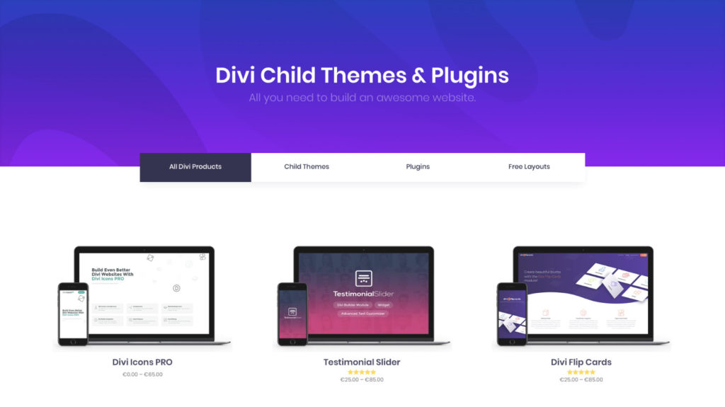 B3 Solutions: Divi Black Friday Deal